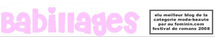 BlogBabillages