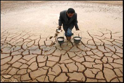 La Chine lutte contre la sécheresse