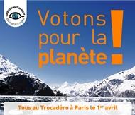 Votons pour la Planète